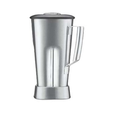 Waring CAC90 - Blender Container, 64 ounce, stainless steel, for MX Series