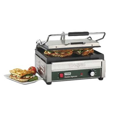 Waring WFG250 - Tostato Supremo Large Toasting Grill, Electric, 14-1/2 x 11in.
