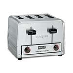 Waring WCT800 - Commercial Toaster, heavy-duty, (4) wide 1-1/8