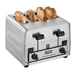 Waring WCT850 - Heavy-Duty Switchable Bagel/Toast Toaster, 13.8 amps