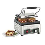 Waring WFG150 - Tostato Perfetto Compact Toasting Grill, Electric, 9-1/4 x 9-3/4in.