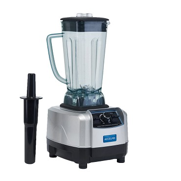 Winco XLB-1000 - Commercial Blender, 68 oz., variable speed, stainless steel blades