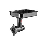 Alfa 22 h pan - Stainless Steel Chopper Attachment (Pan Only), 12 x 9 x 2 in.
