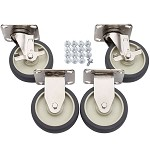 Alto-Shaam 4007 - Set Of Four Casters, 5 in.